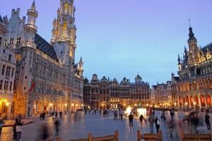 Grand Place, Grote Markt, Brussels, Belgium, Europe