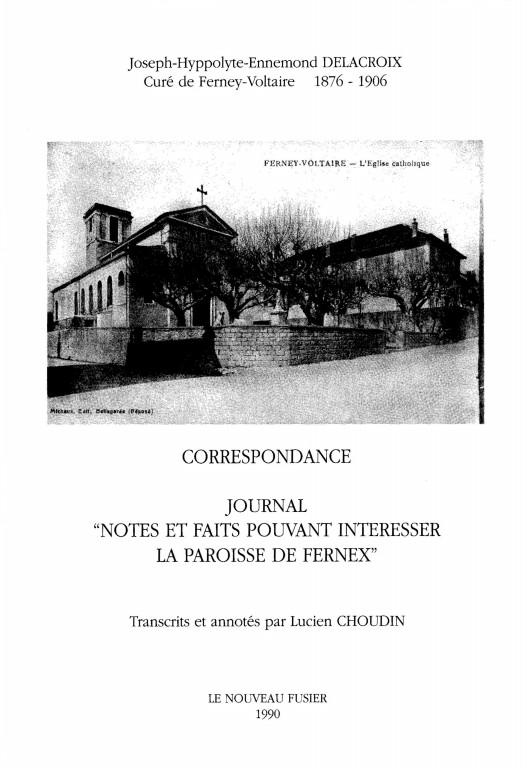 1990 Lucien Choudin Journal