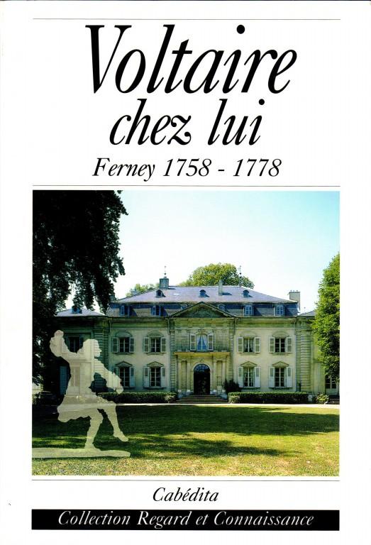 1999 Lucien Choudin Voltaire chez lui