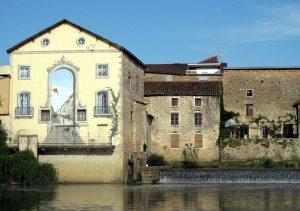 Anciens moulin à eau